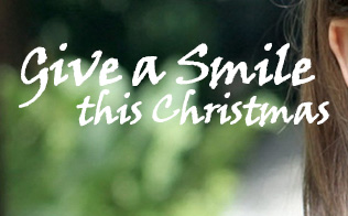 Give a Smile this Christmas ... Choose Your Charity & Donate Now